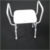 Padded Perching Stool-bathroom-Access Mobility