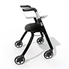 Nip Glide Walker Base Model-walking-aids-Access Mobility