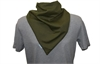 Waterproof Bandana Forest Green -personal-hygiene--Access Mobility