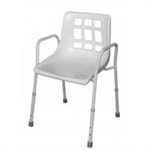 Viking shower Chairwith Arms -bathroom-Access Mobility