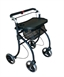 MS Ruahine Rollator with Pram Handle