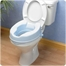 Raised Toilet Seat 4""