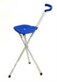 Folding Seat Cane-daily-living-aids-Access Mobility