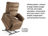 C6 Lift Chair Standard Fabric-furniture-Access Mobility