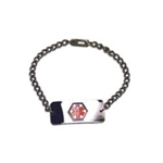 Inv Medical ID Bracelet - Blank-daily-living-aids-Access Mobility