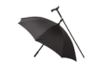 Alpha Umbrella Cane Adj -walking-aids-Access Mobility