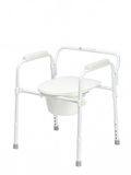 Delta Folding Commode -bathroom-Access Mobility