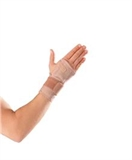 Wrist Splint W - Elastic Strap All Sizes-physio-support--Access Mobility