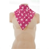 Wateproof Bandana Pink Star-complimentry-products-Access Mobility