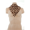 Waterproof Bandana Brown Leopard -complimentry-products-Access Mobility